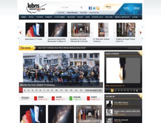kibrisinternethaber.com screenshot
