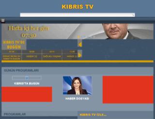 kibristv.dukyani.com screenshot