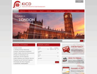 kicd.net screenshot