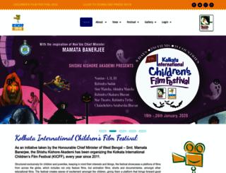 kicff.org screenshot