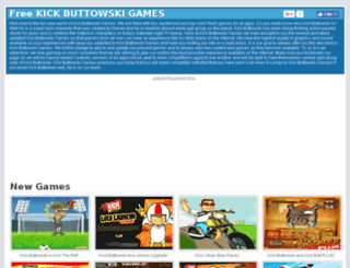 kick-buttowski-games.com screenshot