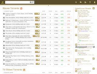 kickasstorrents.name screenshot