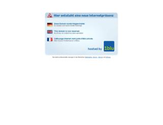 kicksnkitchen.de screenshot