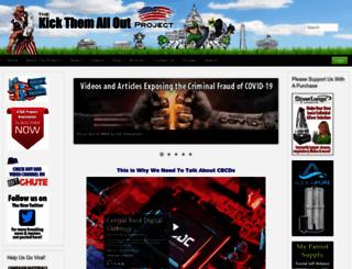 kickthemallout.com screenshot