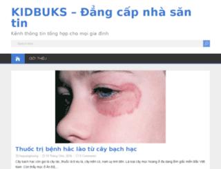 kidbuks.com screenshot