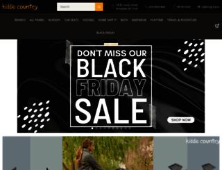 kiddiecountry.com.au screenshot
