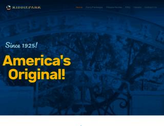 kiddiepark.com screenshot
