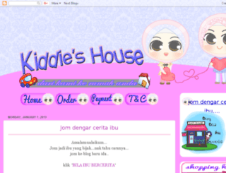 kiddieshouse.blogspot.com screenshot
