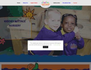 kiddieskottage.co.uk screenshot