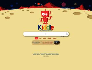 kiddle.co screenshot