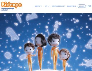 kidexpo.com screenshot