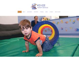 kidezetherapy.com screenshot