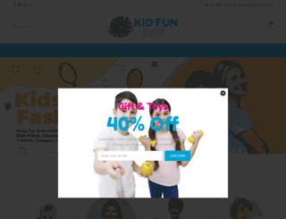 kidfunday.com screenshot