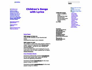 kididdles.com screenshot