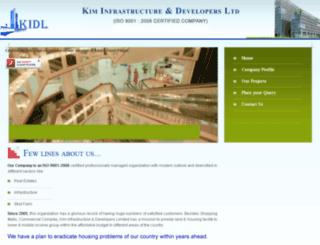 kidl.net.in screenshot
