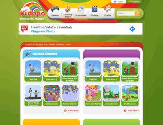 kidopo.com screenshot