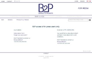 kids.b2p.fr screenshot