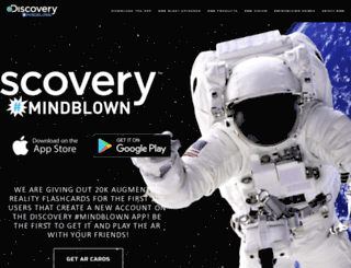 kids.discovery.com screenshot