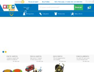 kidsecia.vtexcommerce.com.br screenshot