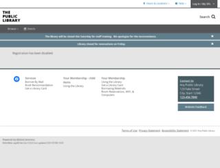 kidsite.arapahoelibraries.org screenshot
