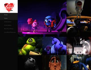 kidsloveshortfilms.com screenshot