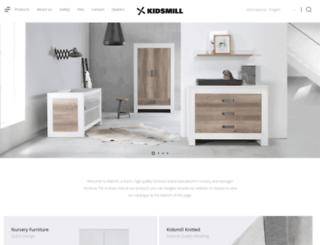 kidsmill.com screenshot