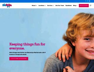 kidsnips.com screenshot