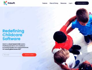 kidsoft.com.au screenshot