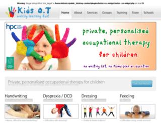 kidsot.co.uk screenshot