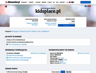 kidsplace.pl screenshot