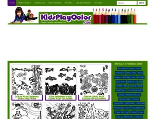 kidsplaycolor.com screenshot