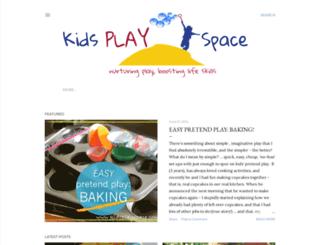 kidsplayspace.com.au screenshot
