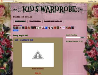 kidsproperties-kidswear.blogspot.com screenshot
