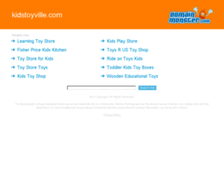 kidstoyville.com screenshot
