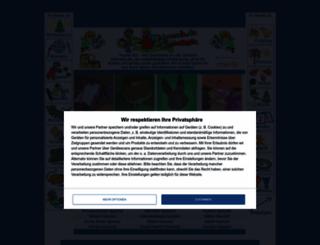 kidsweb.de screenshot