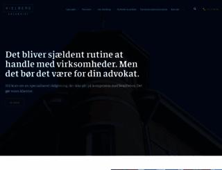 kielberg.com screenshot
