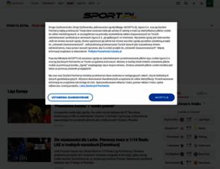kielce.sport.pl screenshot