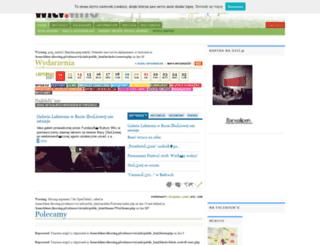 kieleckieinaczej.wici.info screenshot