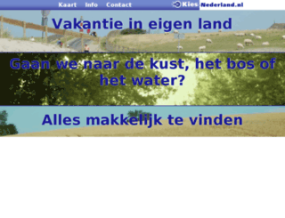 kies-friesland.nl screenshot