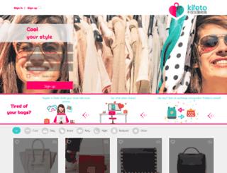 kifeto.com screenshot