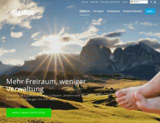 kigaroo.com screenshot