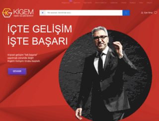 kigem.com screenshot