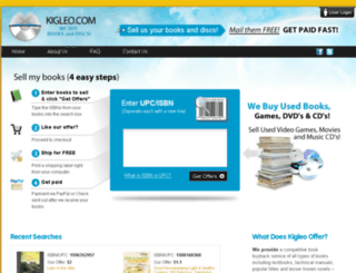 kigleo.com screenshot