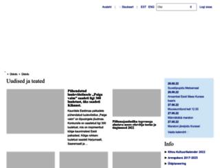 kihnu.ee screenshot