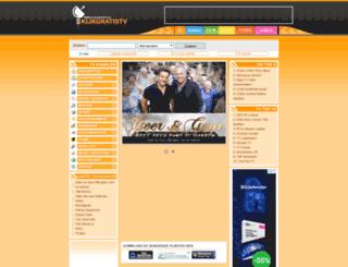 kijkgratistv.nl screenshot