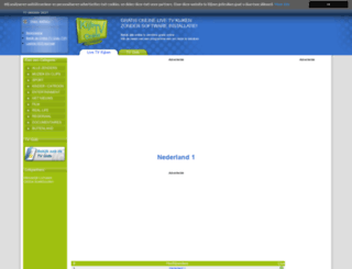kijktvonline.nl screenshot