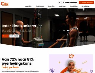 kika.nl screenshot