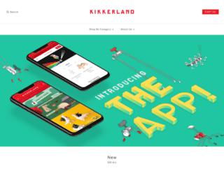 kikkerland.nyc screenshot