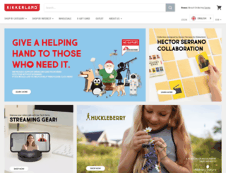 kikkerlandeu.com screenshot