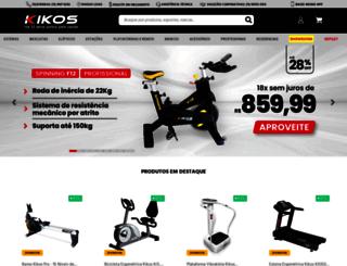 kikos.com.br screenshot